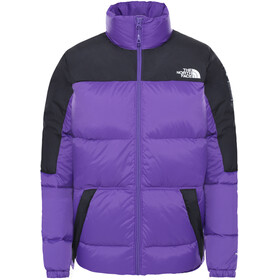 The North Face Diablo Down Jacket Women, peak purple/TNF black